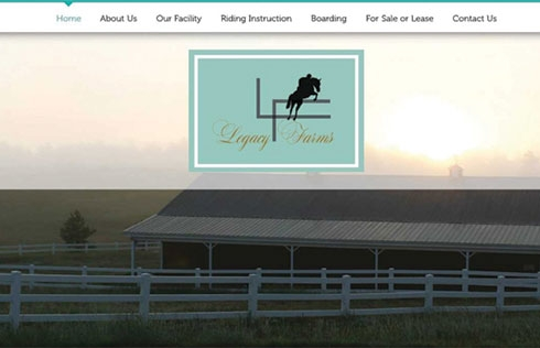 Legacy Stables Theme
