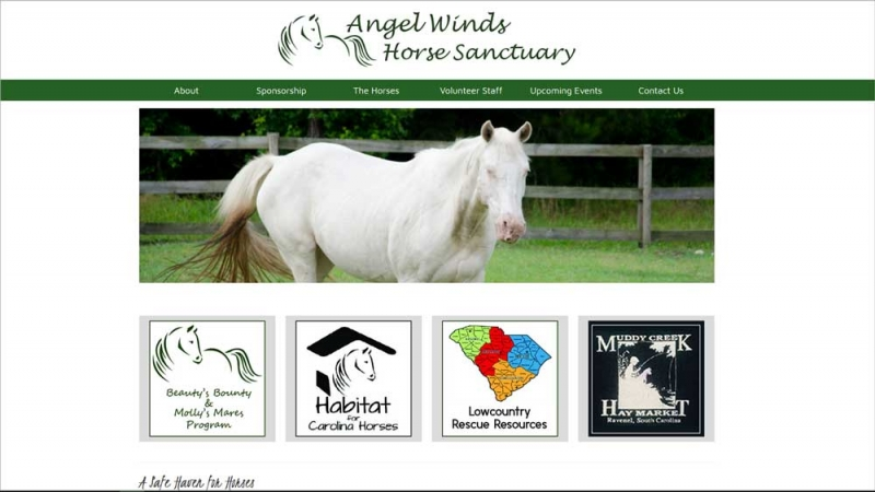 Angel Winds Horse Sanctuary